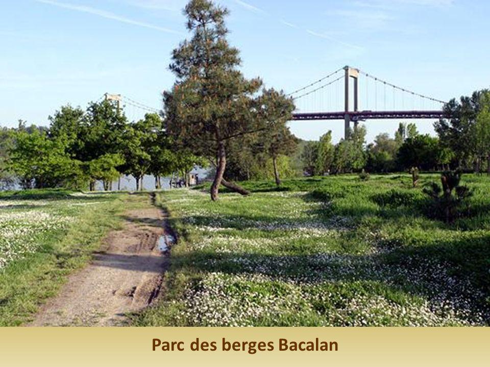 Parc des berges Bacalan