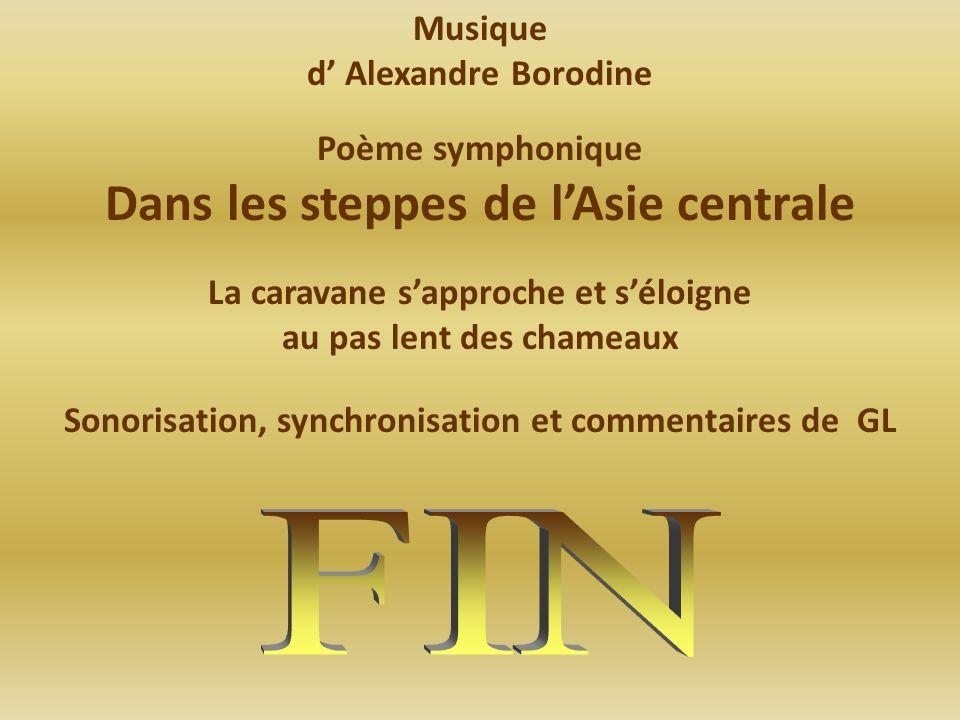 FIN Musique d' Alexandre Borodine