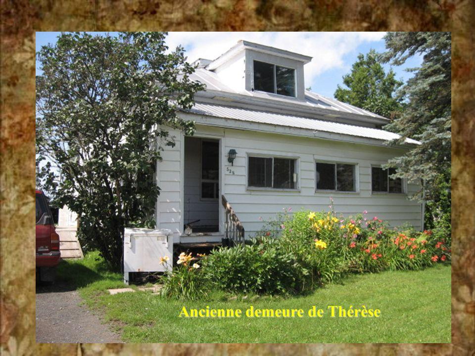 Ancienne demeure de Thérèse