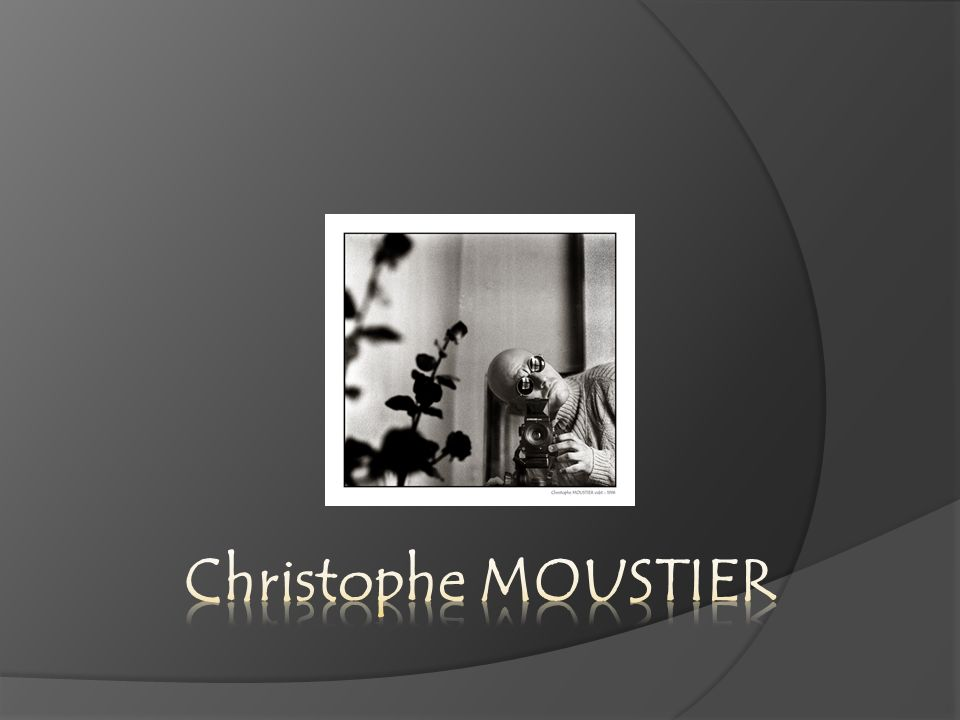 Christophe MOUSTIER