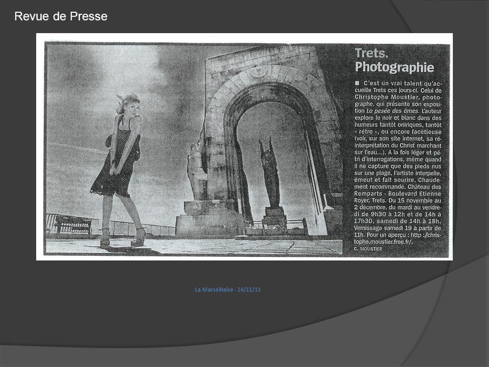 Revue de Presse La Marseillaise - 14/11/11