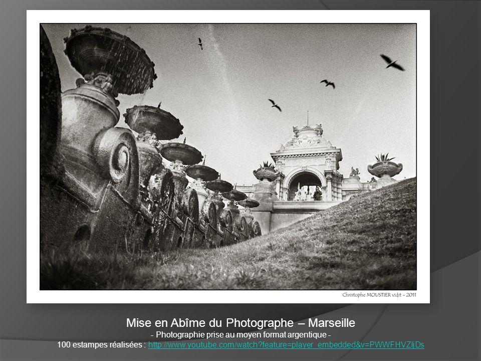 Mise en Abîme du Photographe – Marseille