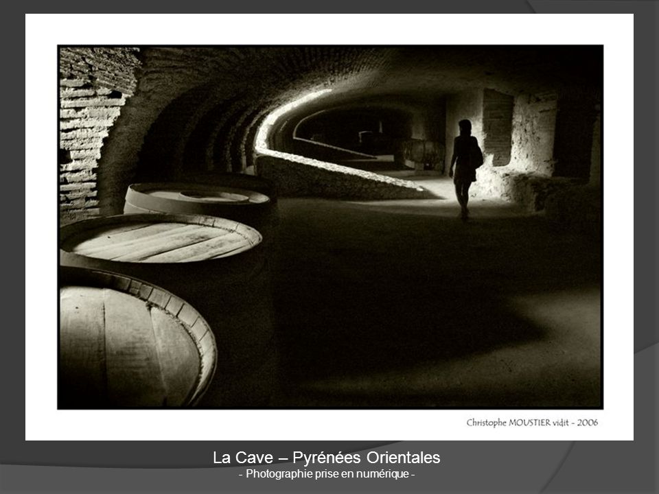 La Cave – Pyrénées Orientales
