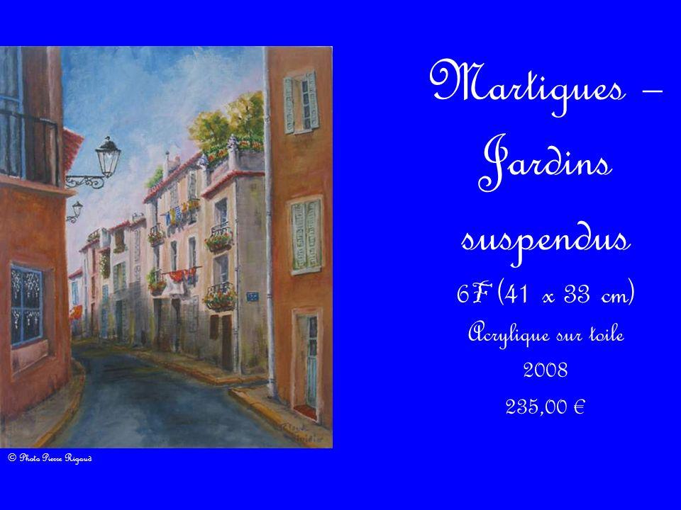 Martigues – Jardins suspendus