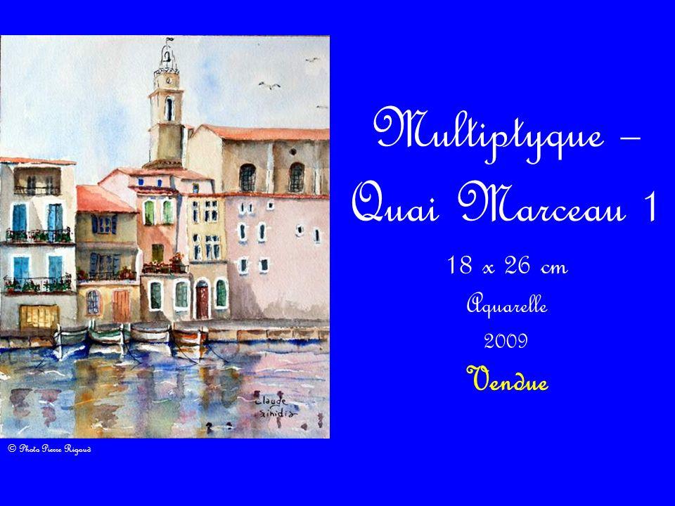 Multiptyque – Quai Marceau 1