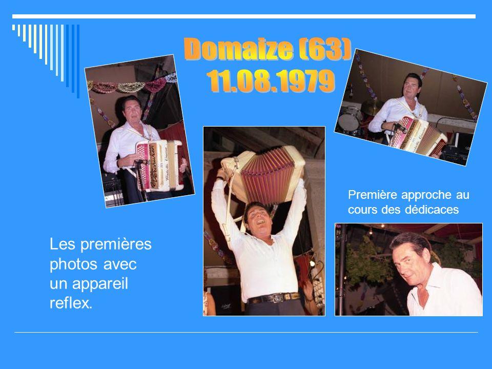 Domaize (63) 11.08.1979 Les premières photos avec un appareil reflex.