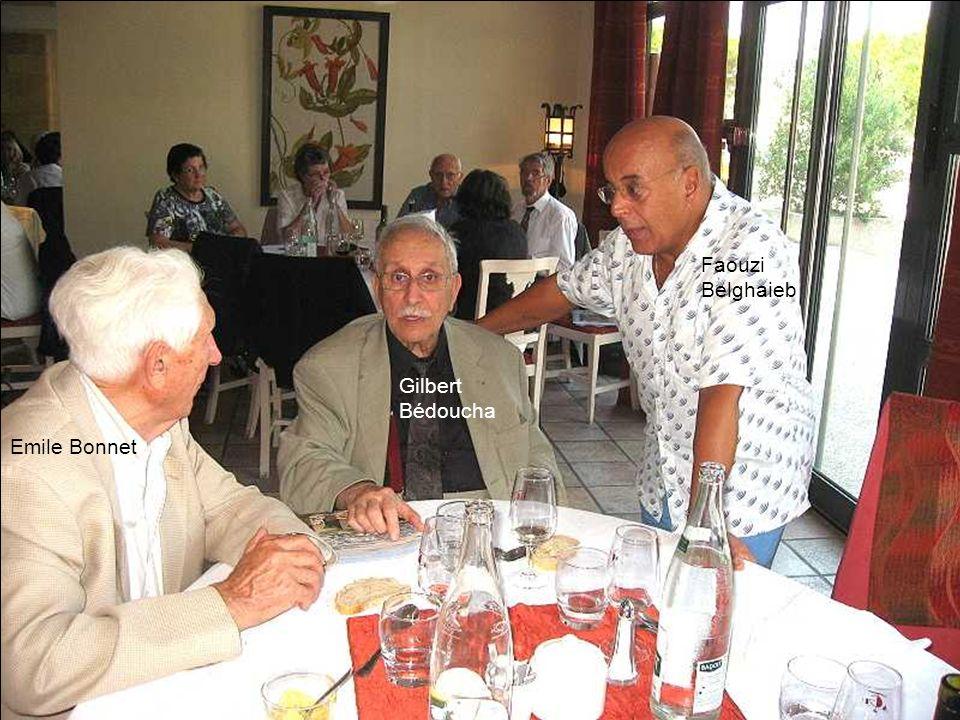 Faouzi Belghaieb Gilbert Bédoucha Emile Bonnet
