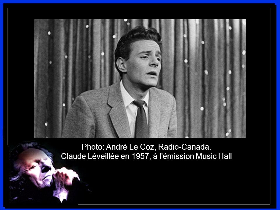 Photo: André Le Coz, Radio-Canada