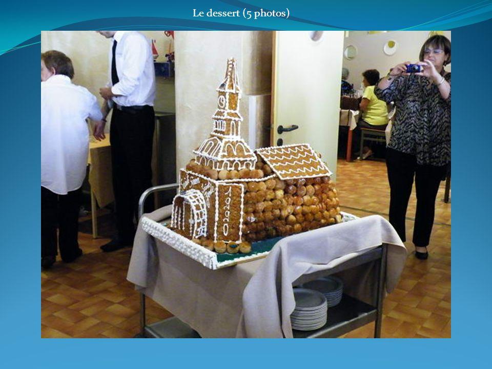 Le dessert (5 photos)