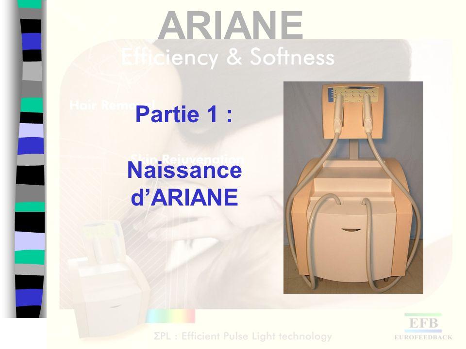 Partie 1 : Naissance d'ARIANE