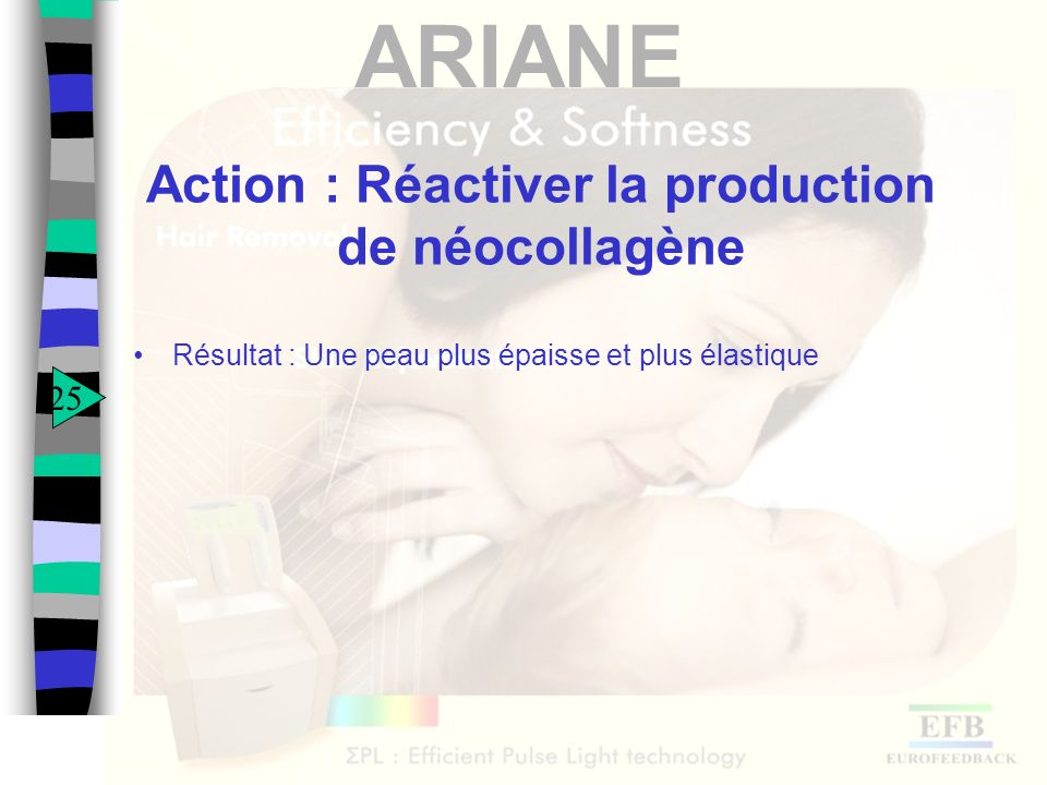 Action : Réactiver la production de néocollagène
