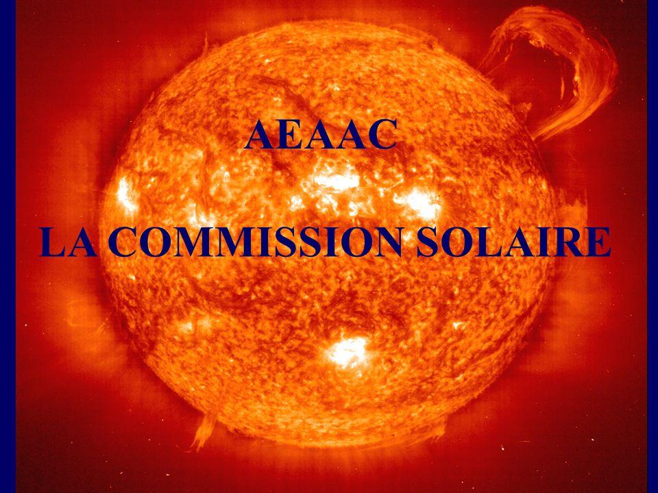 AEAAC LA COMMISSION SOLAIRE