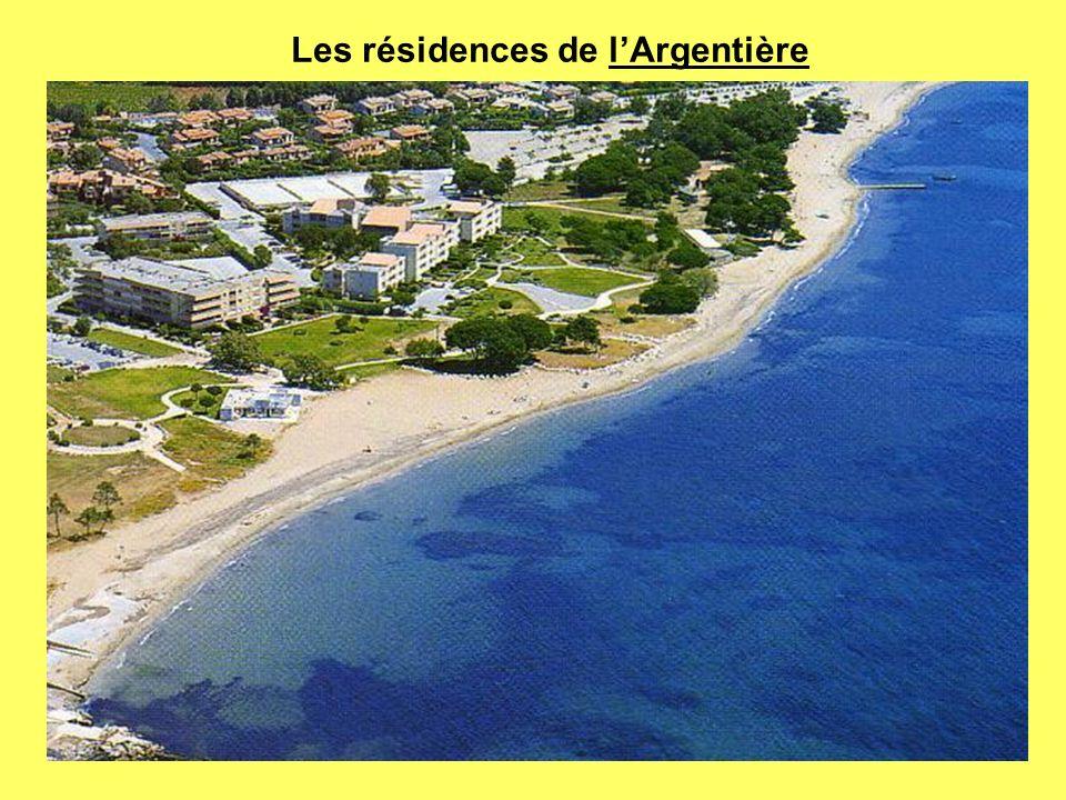 Les résidences de l'Argentière
