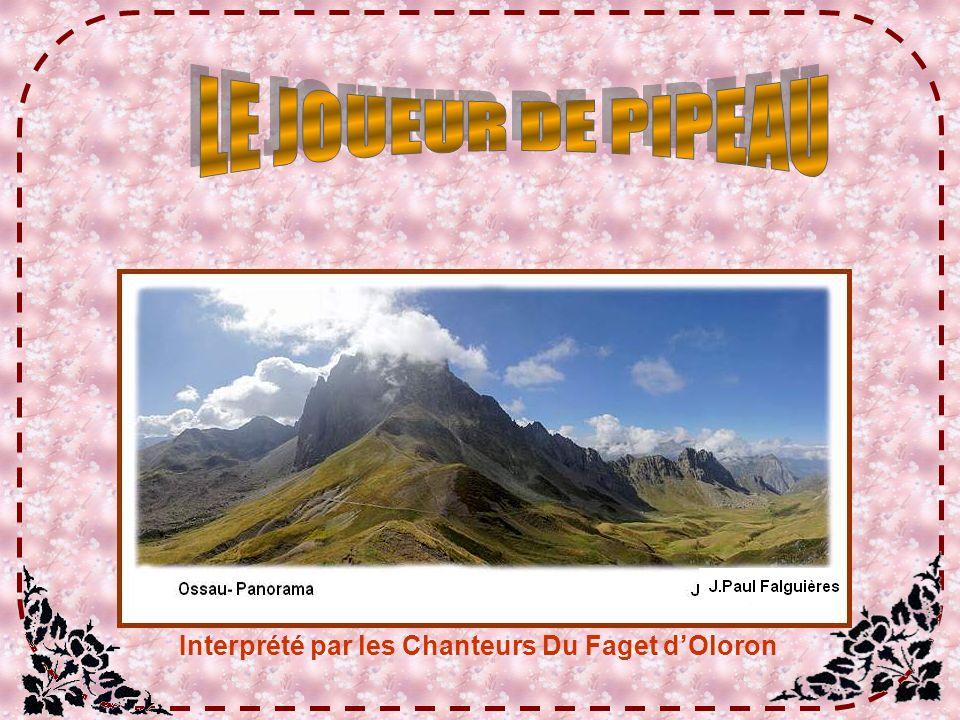 Interprété par les Chanteurs Du Faget d'Oloron