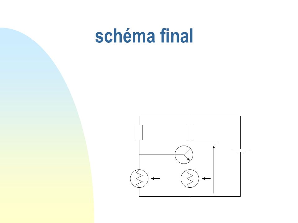 schéma final