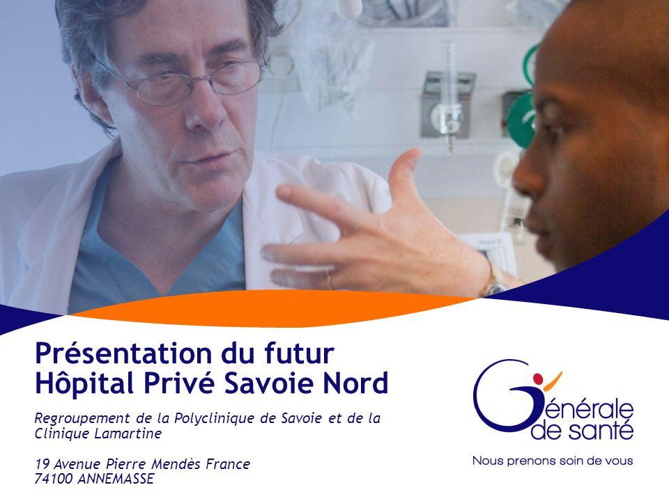 1|Présentation du futur site d'HPSN|Novembre 2011