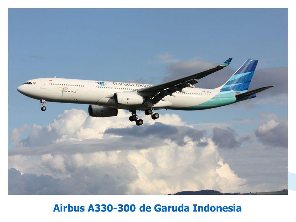 Airbus A330-300 de Garuda Indonesia