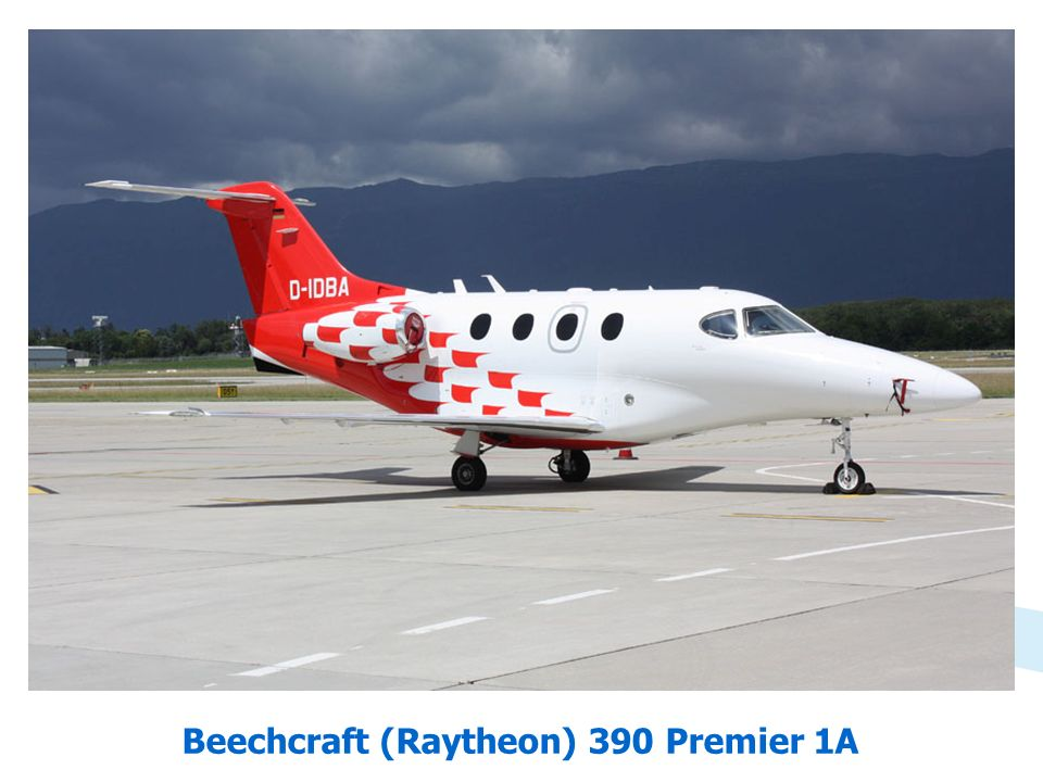 Beechcraft (Raytheon) 390 Premier 1A