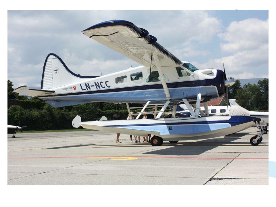 Et pour terminer le mois, visite surprise de ce très beau De Havilland Canada DHC-2 « Beaver » amphibie, datant de 1957, qui a fait escale à Genève avant de se rendre à la rencontre d'hydravions de Bönigen, au bord du Lac de Brienz.