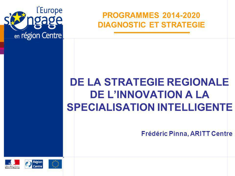 DIAGNOSTIC ET STRATEGIE
