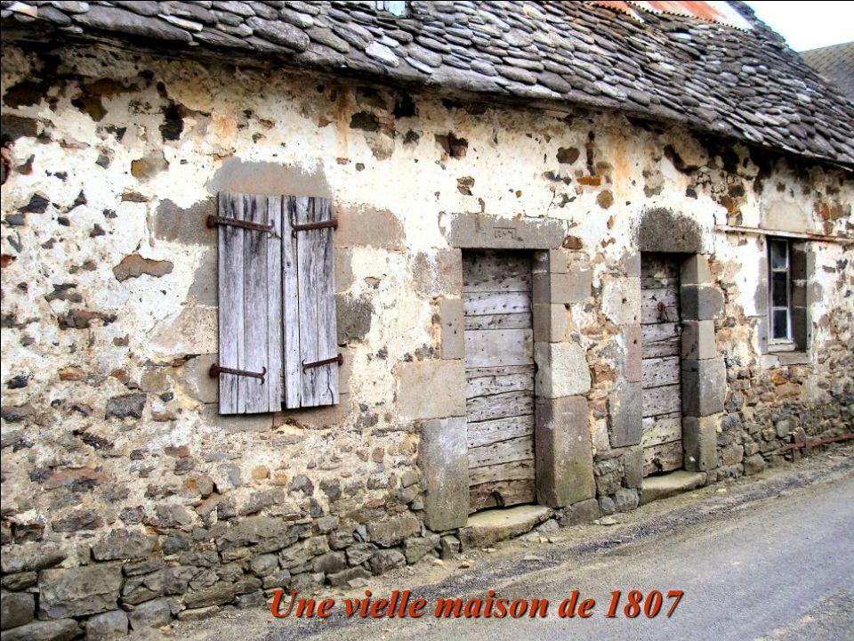 Une vielle maison de 1807