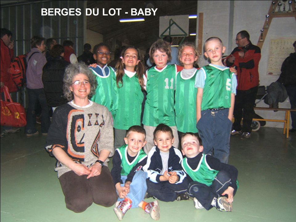BERGES DU LOT - BABY