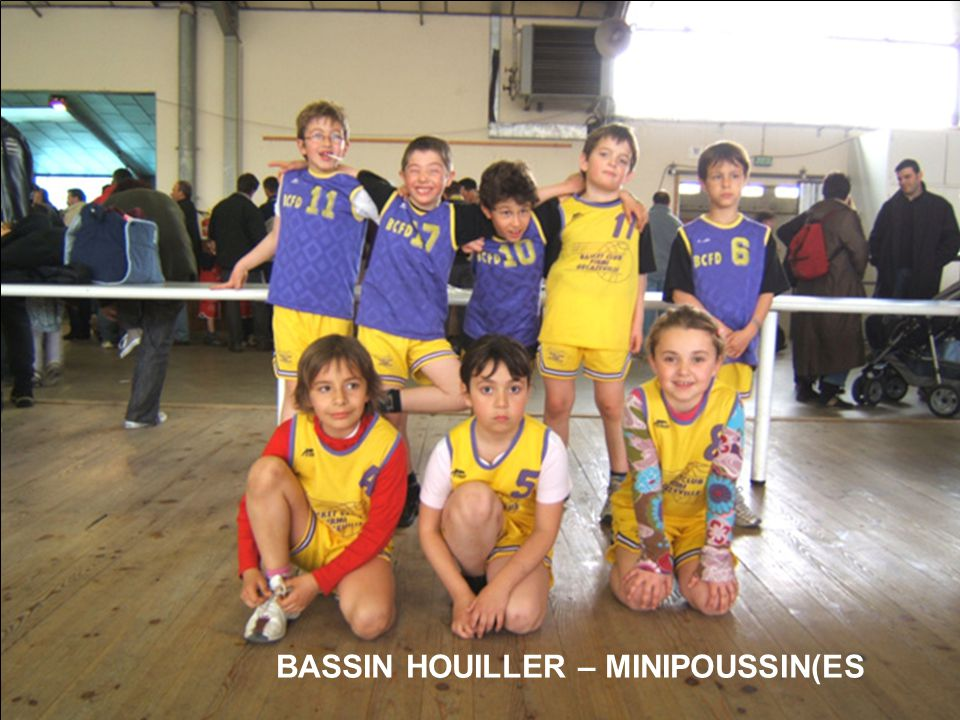 BASSIN HOUILLER – MINIPOUSSIN(ES