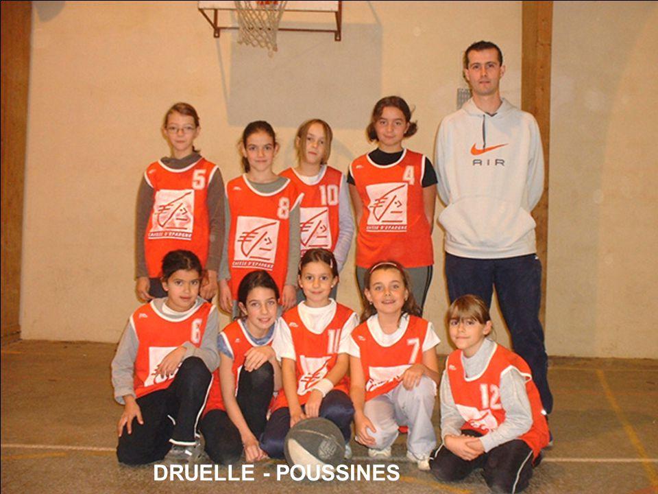 DRUELLE - POUSSINES