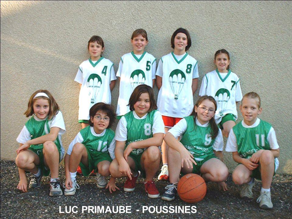 LUC PRIMAUBE - POUSSINES