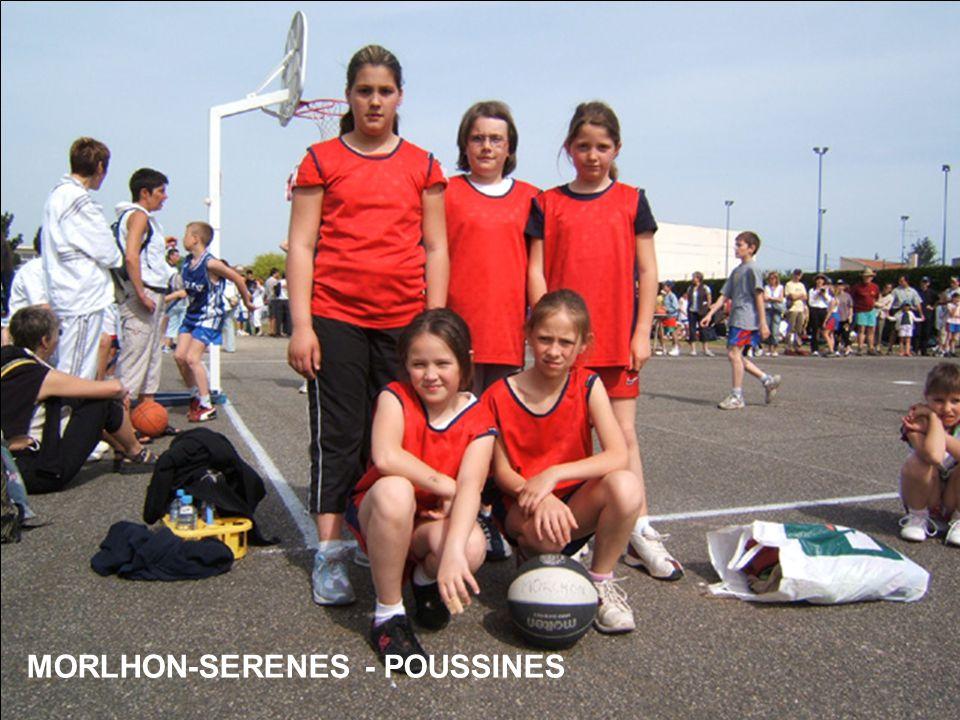 MORLHON-SERENES - POUSSINES