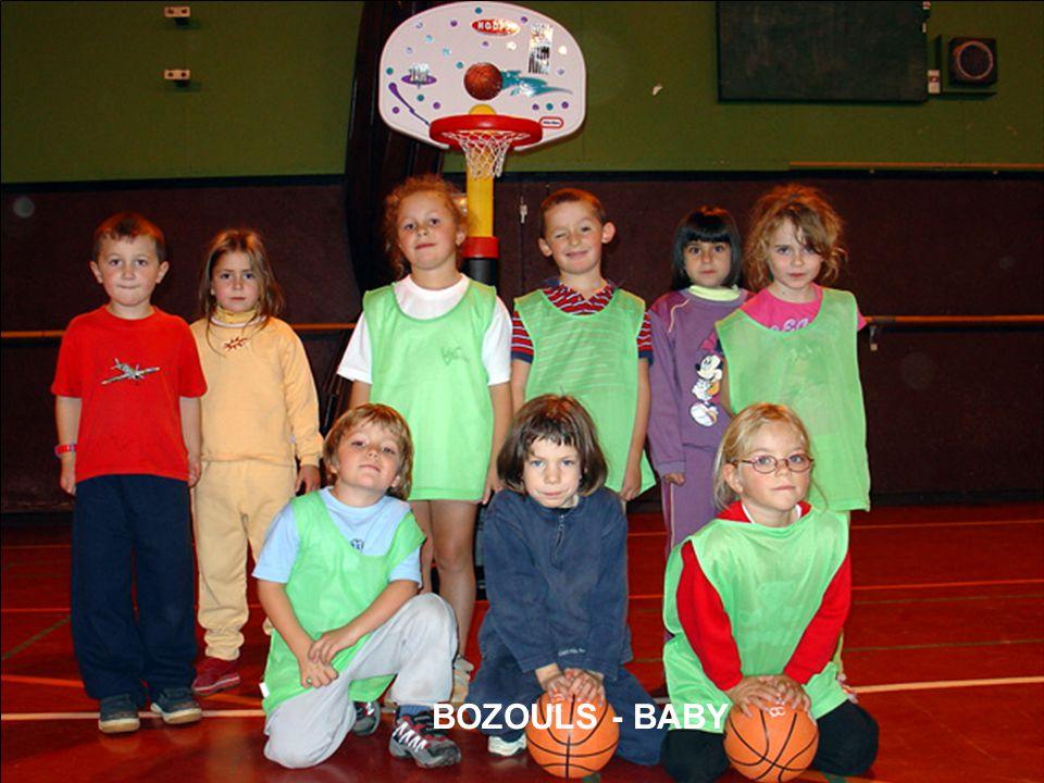 BOZOULS - BABY