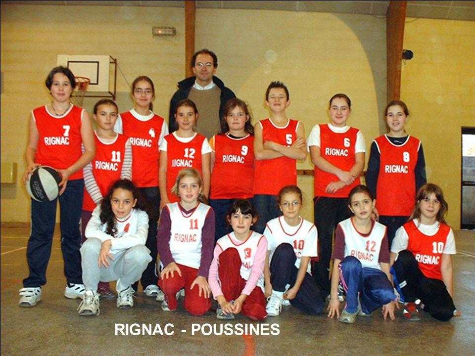 RIGNAC - POUSSINES