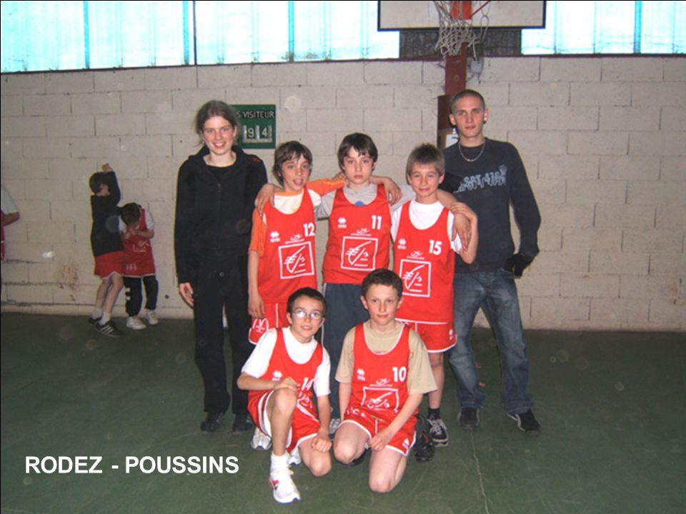 RODEZ - POUSSINS