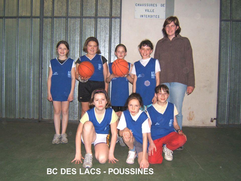 BC DES LACS - POUSSINES