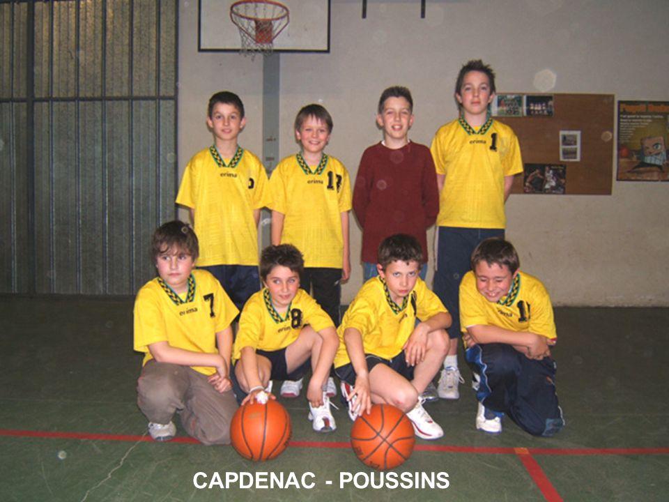CAPDENAC - POUSSINS