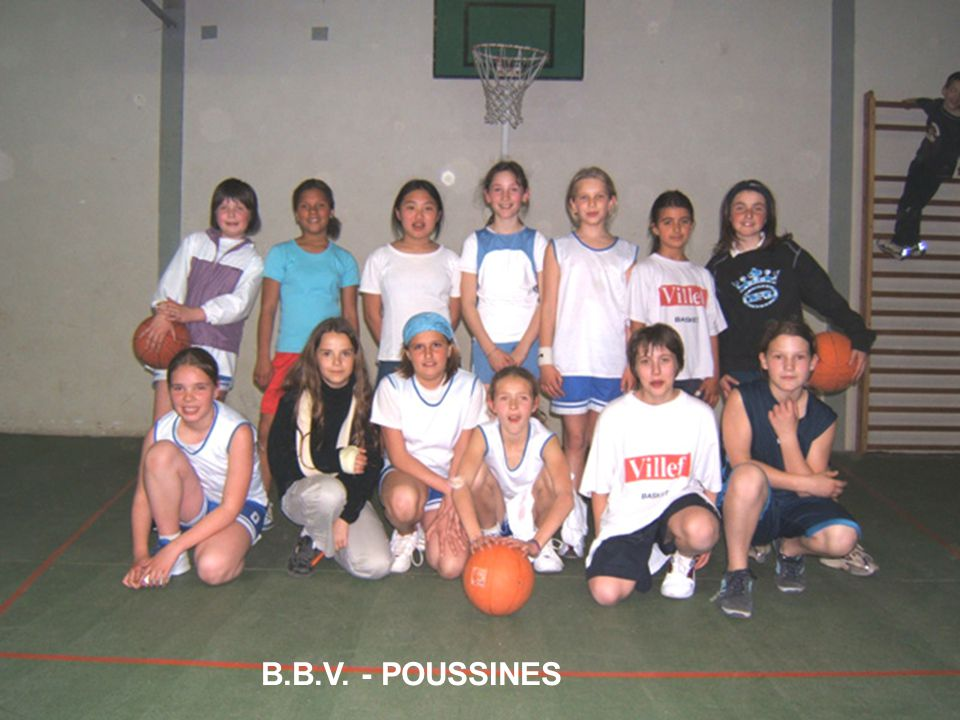 B.B.V. - POUSSINES
