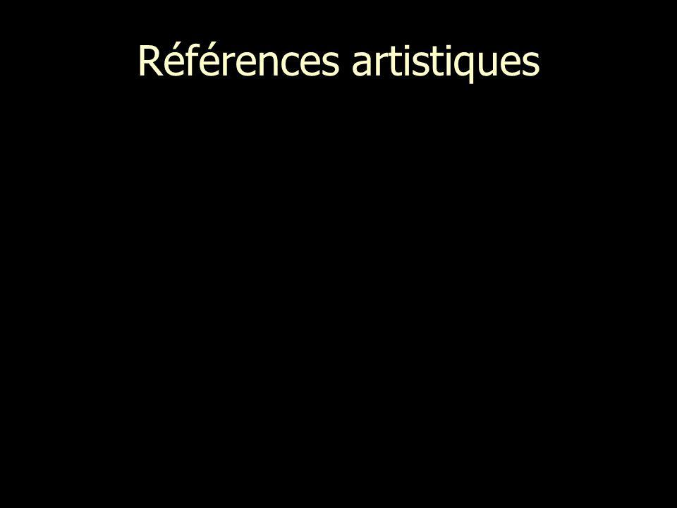 Références artistiques