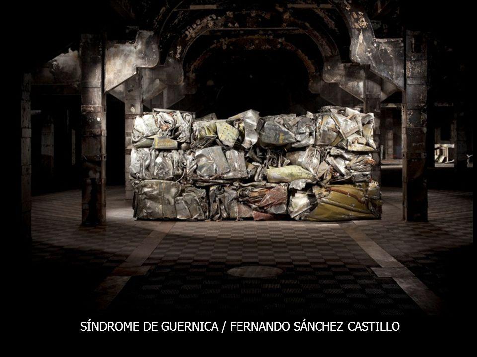 SÍNDROME DE GUERNICA / FERNANDO SÁNCHEZ CASTILLO