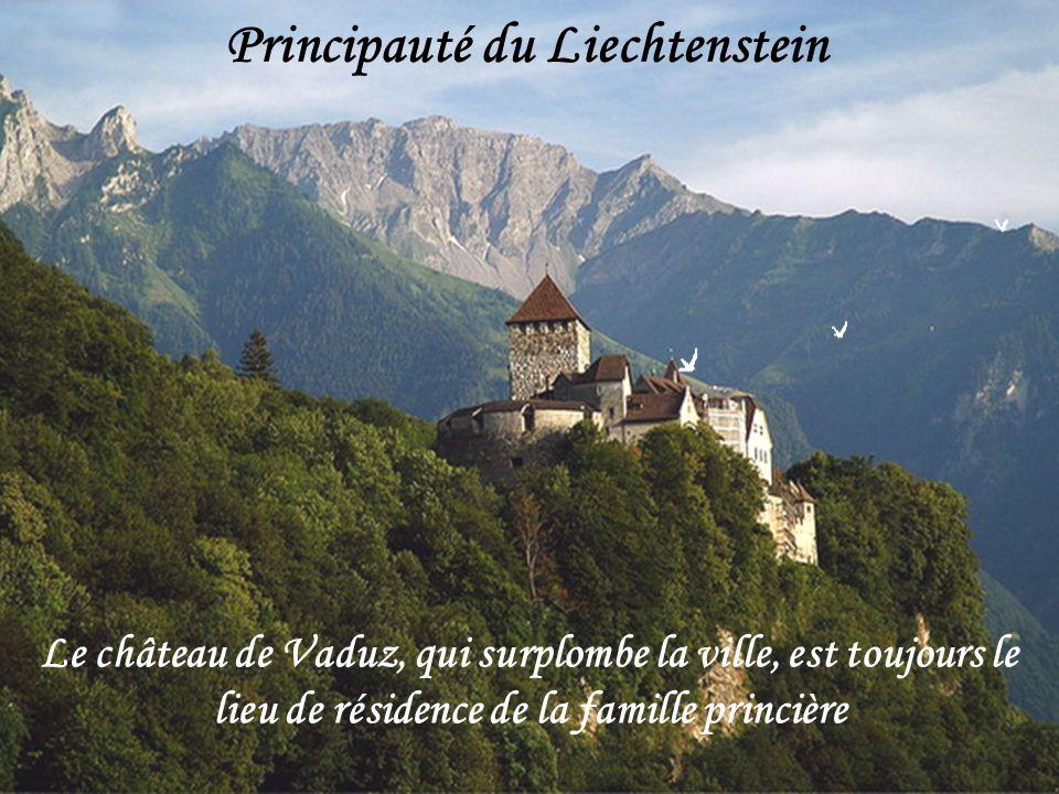 Principauté du Liechtenstein