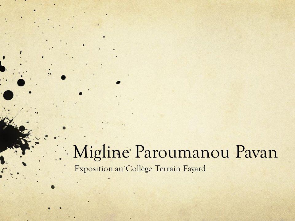 Migline Paroumanou Pavan