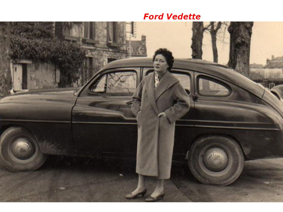 Ford Vedette