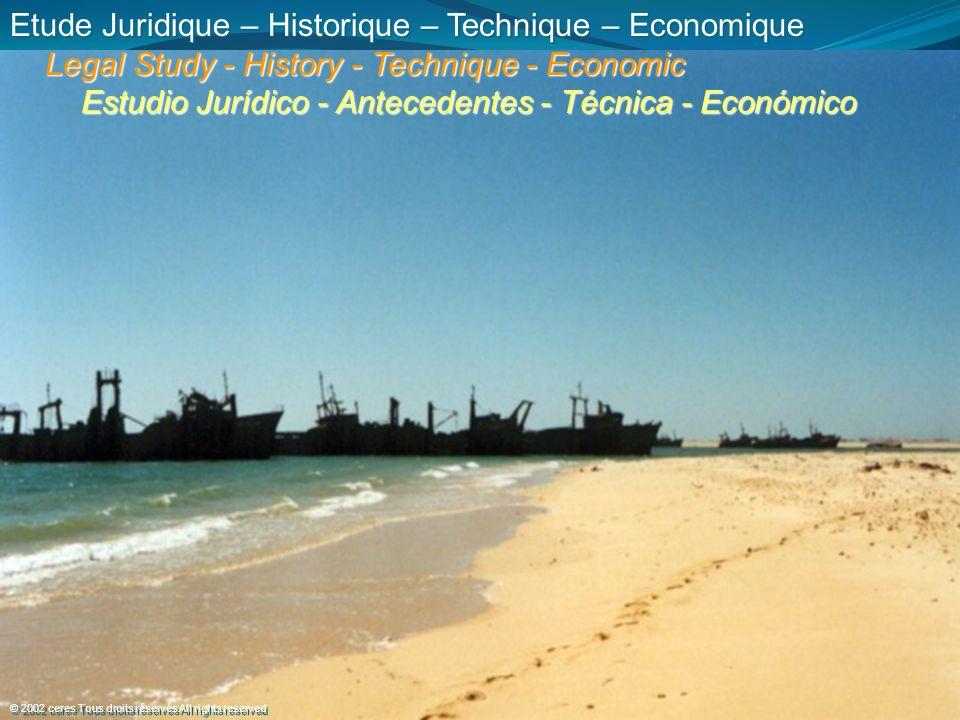 Etude Juridique – Historique – Technique – Economique