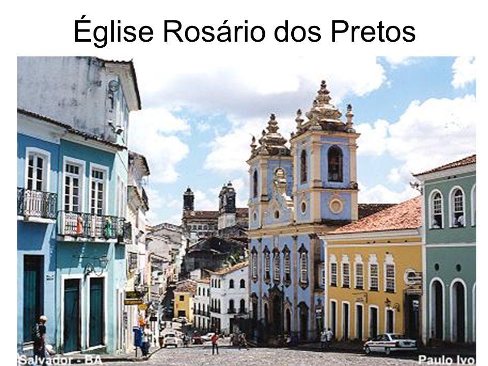 Église Rosário dos Pretos