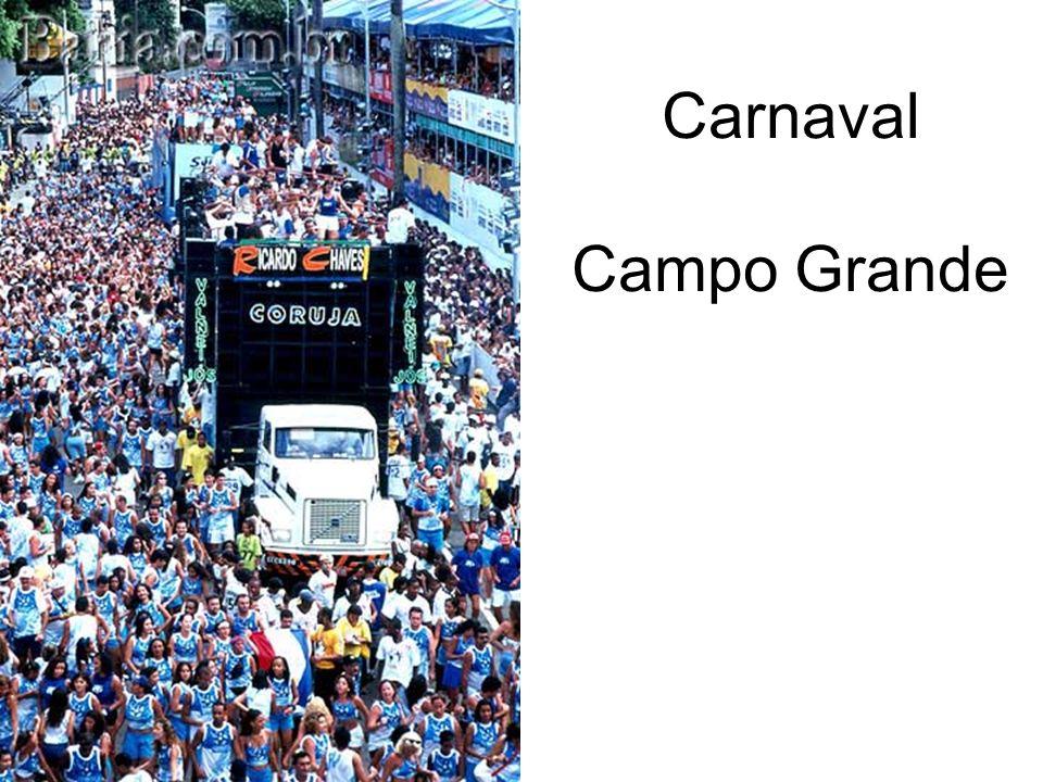 Carnaval Campo Grande