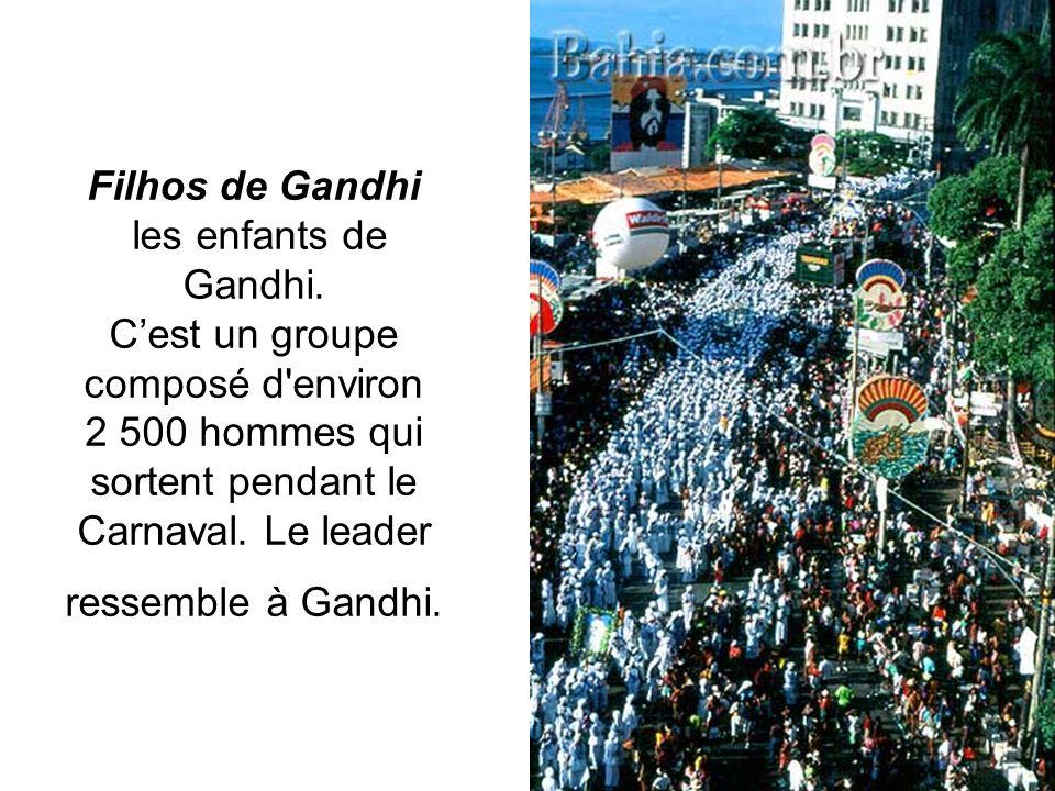 Filhos de Gandhi les enfants de Gandhi
