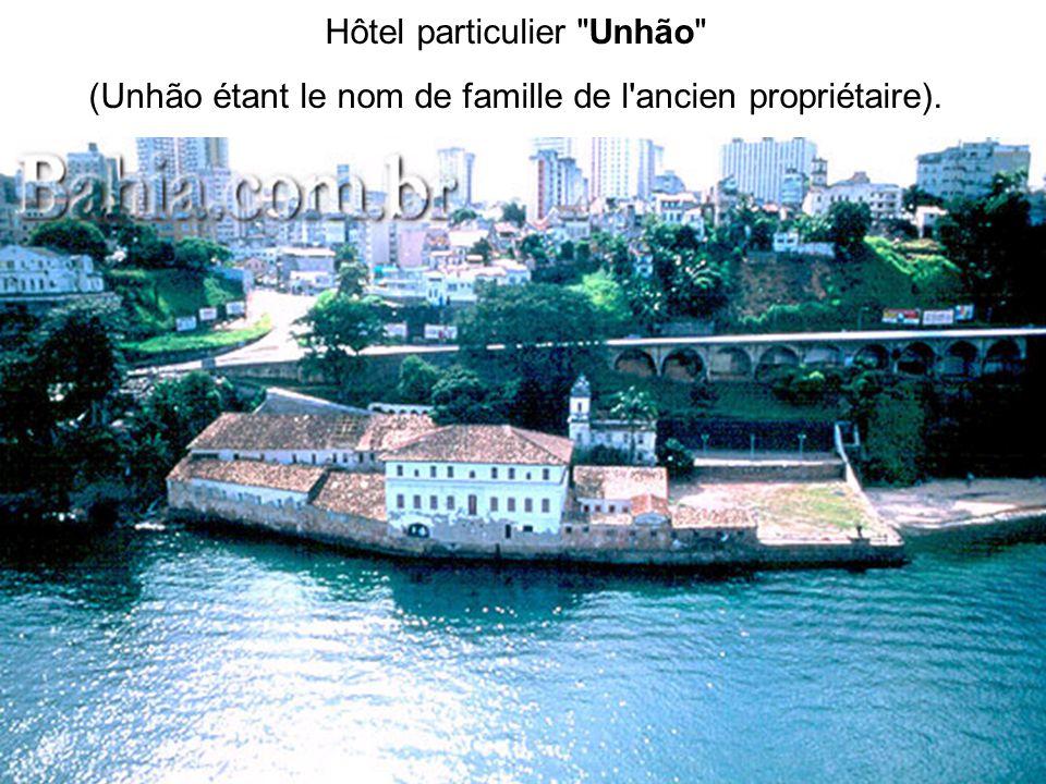 Hôtel particulier Unhão (Unhão étant le nom de famille de l ancien propriétaire).