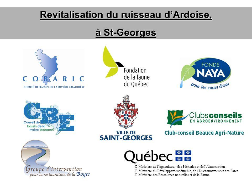Revitalisation du ruisseau d'Ardoise,