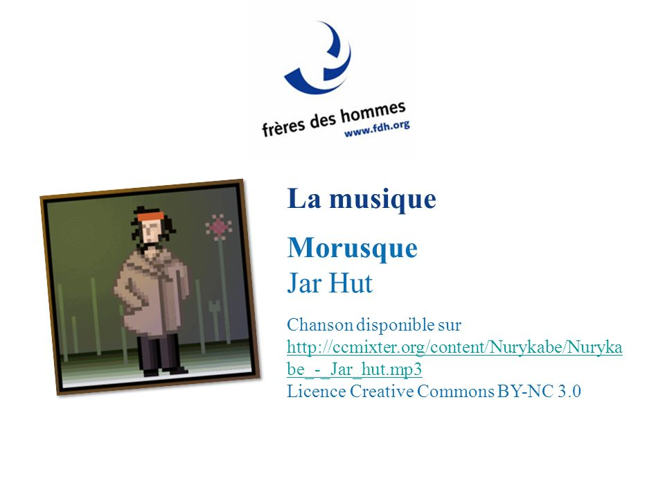 La musique Morusque Jar Hut