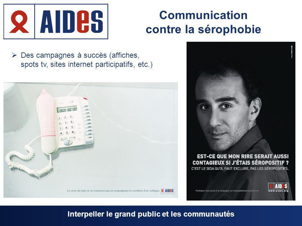 Communication contre la sérophobie