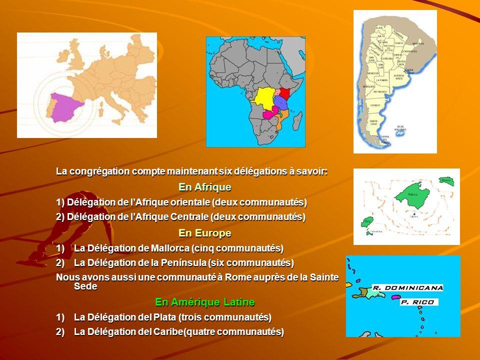 En Afrique En Europe En Amérique Latine